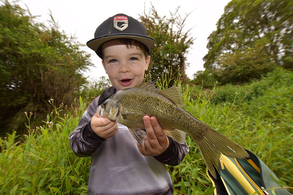 The First Australian Bass... An Obsession is Born!